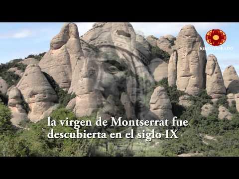 LA VIRGEN NEGRA DE MONTSERRAT Y EL CERRO BLANCO-CHILE