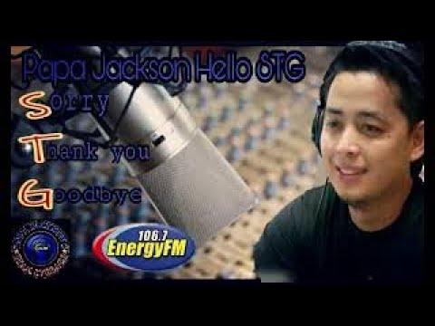 PaPa Jackson Hello STG Sorry Thank You Goodbye ember 5 2017 Part 4 Chris