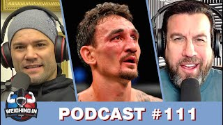 WEIGHING IN #111 | HOLLOWAY VS KATTAR | UFC 259 IS STACKED | FANS AT UFC 257