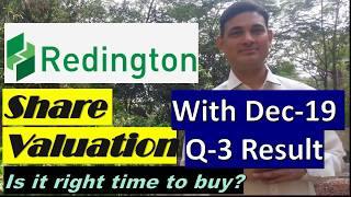 Redington  ndia Ltd Share Valuation  Redington  ndia Ltd Share Analysis