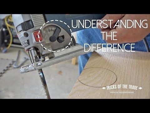Jigsaw Orbital Blade Settings | Tricks of the Trade