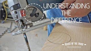 Jigsaw Orbital Blade Seтtings | Tricks of the Trade