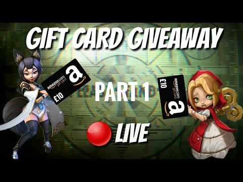 Gift Card Giveaway - Lords Mobile