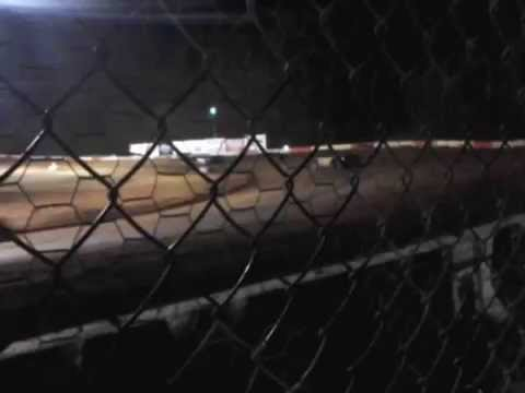 6-20-15 late model main coos bay speedway