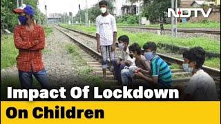 COVID-19 News: Hit By Coronavirus Crisis, Children In Guwahati Slum Trade Books For Work