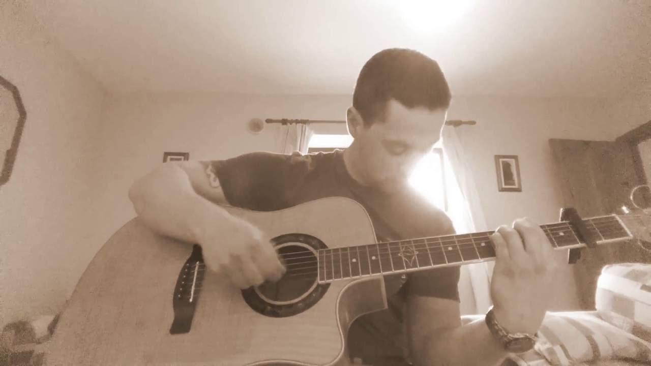 to the moon and back-savage garden. acoustic cover - YouTube