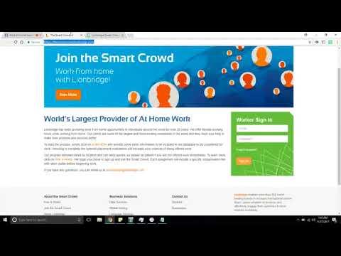 Virtual Bee is Seeking Data Entry Keyers to Freelance Worldwide