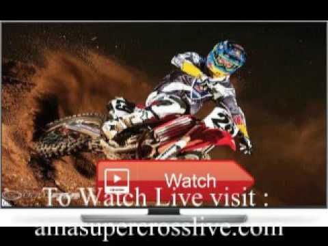 2017 Monster Energy Supercross Arlington Free Live