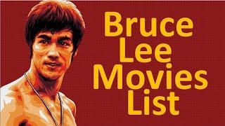 Video Bruce lee all movies list (1941 - 1973) download MP3, 3GP, MP4, WEBM, AVI, FLV November 2017