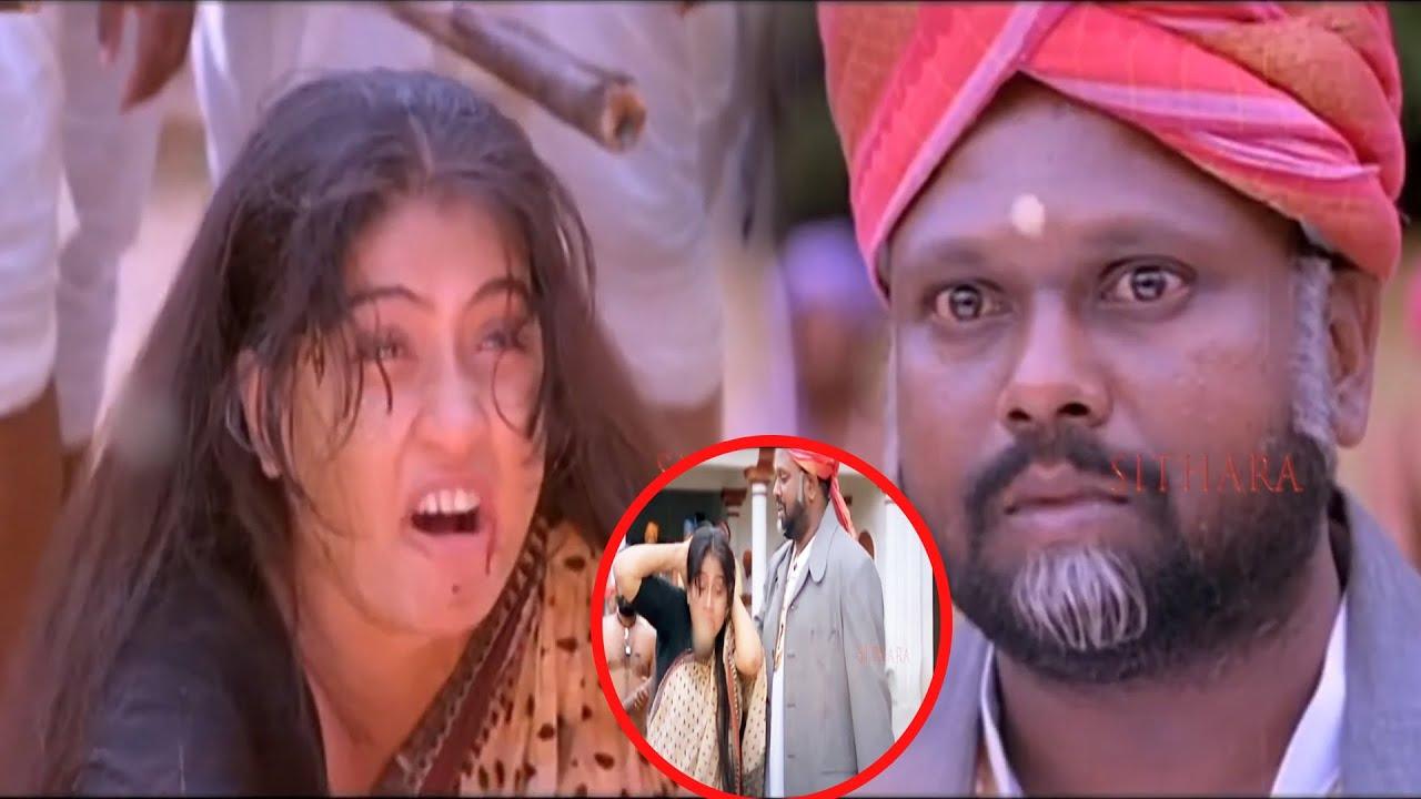 Download Osey Ramulamm Telugu Full Hd Movie Part -4 | Vijaya Shanti, Dasari narayana Rao | Sithaara