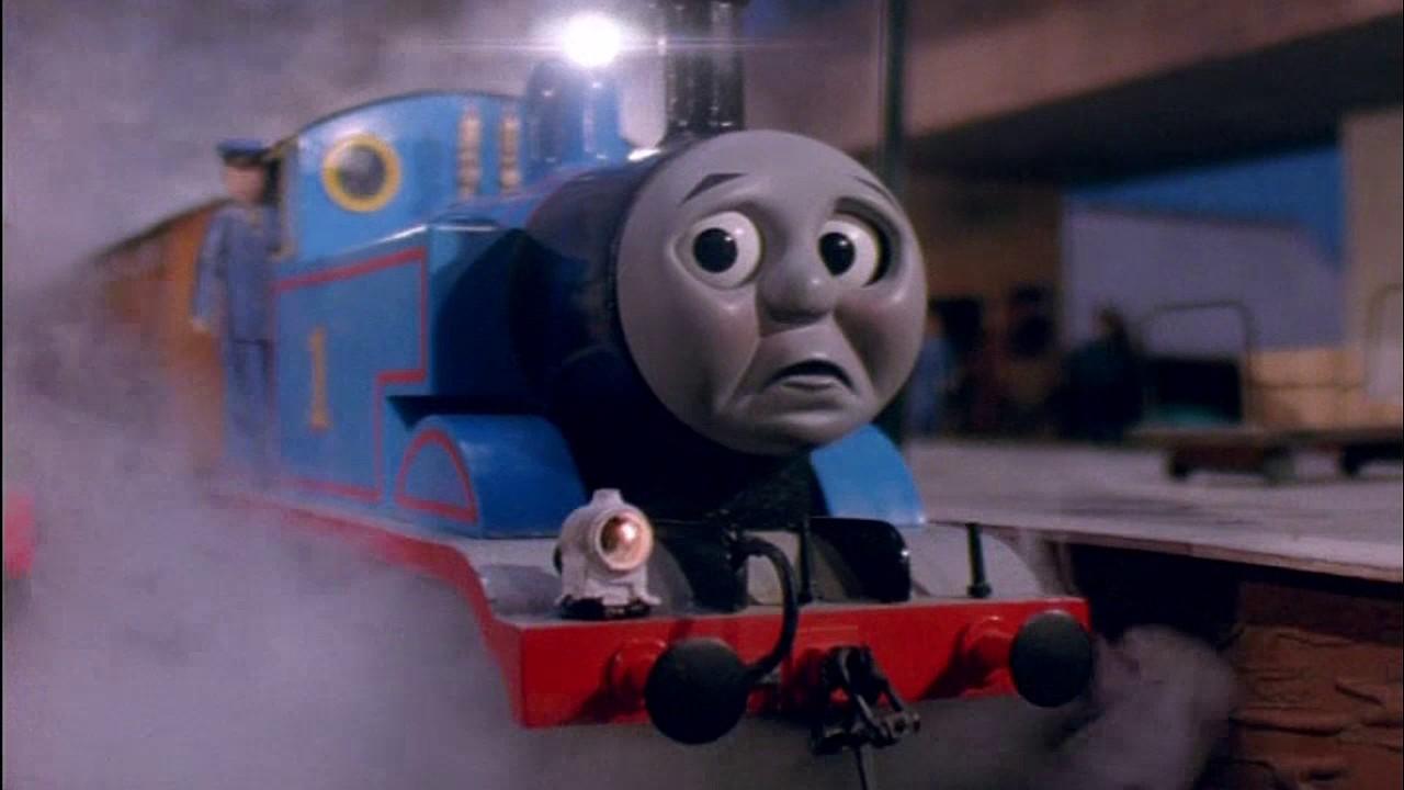Thomas Gets Bumped • US HD