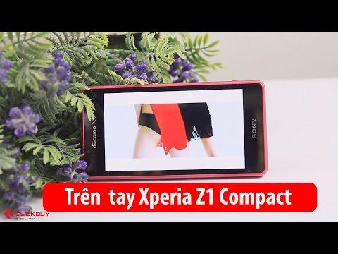 Clickbuy - Trên tay Sony Xperia Z1 Compact: Siêu phẩm mức giá rẻ