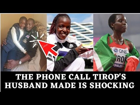 Download AGNES TIROP HUSBAND MADE A CHILLING PHONE CALL TO HER AND HIS PARENTS 😳