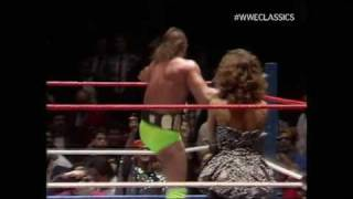 Randy Savage vs Bad News Brown 12/30/88