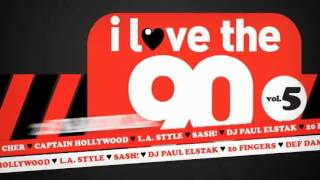 I LOVE THE 90S VOL.5 - 2CD+MIX CD - TV-Spot