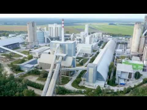 Turboden - Heat Recovery system with ORC technology for CRH cement plant