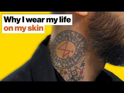 Why I wear my life on my skin   Damien Echols on tattoos