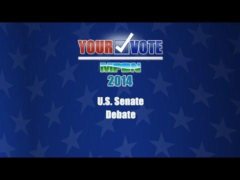 MPBN's Your Vote 2014 Maine U.S. Senate Debate