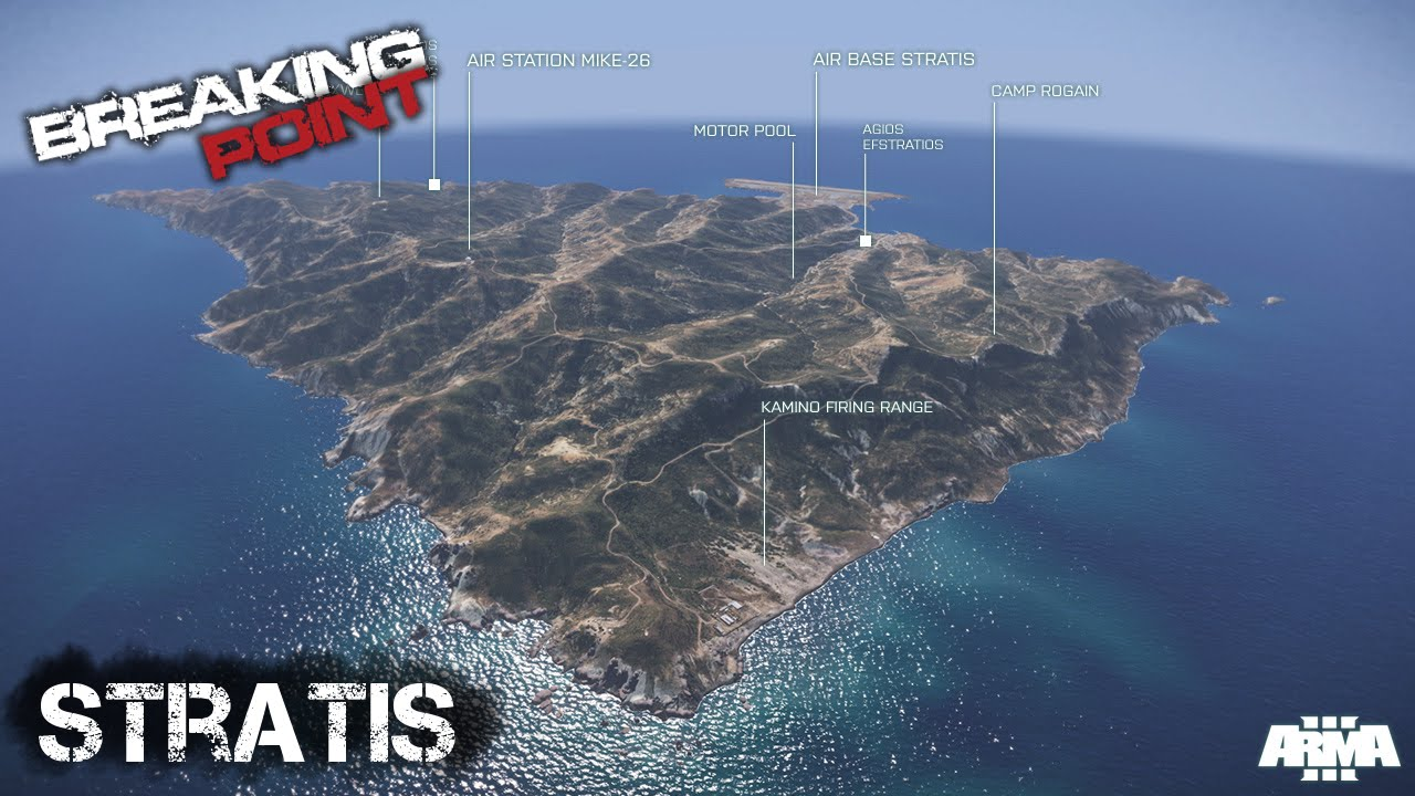 ARMA 3 - BREAKING POINT - STRATIS