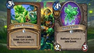 Hearthstone Jade Golem
