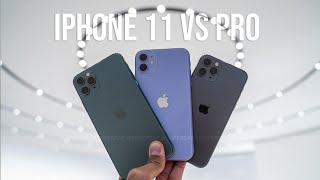 iPhone 11 vs iPhone 11 Pro Max Hands-On