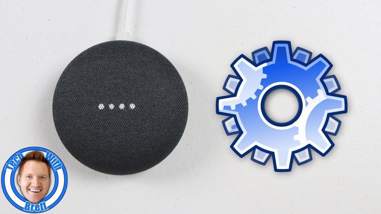 Every Setting for the Google Home, Google Home Mini & Google Home Max
