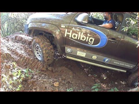 Repeat Volkswagen Amarok by Harrop 4x4 Centre by HarropTV