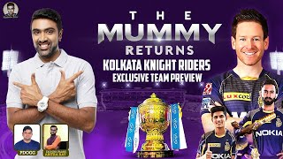 Kolkata Knight Riders: EXCLUSIVE TEAM PREVIEW | The Mummy Returns: Homecoming | #IPL2021 | R Ashwin