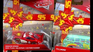 Toy Hunting Disney Cars 3 toys Radiator Springs Birthday Pack Lightning McQueen 2018 Disney Cars