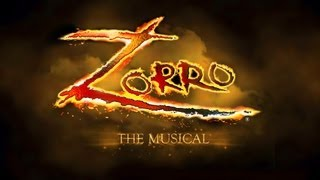 """ZORRO-THE MUSICAL""- Hale Centre Theatre Promotional Video"