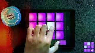 Wobble House - Electro Drum Pads 24 By A:K Drew