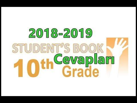 10sınıf Ingilizce Ders Kitabı Cevapları Meb Yayınları 2018 2019