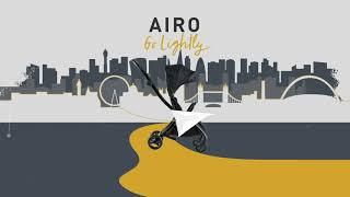 Airo – Our Most Portable Pushchair Teaser | Mamas & Papas