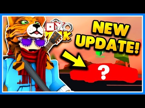ROBLOX JAILBREAK NEW UPDATE!!