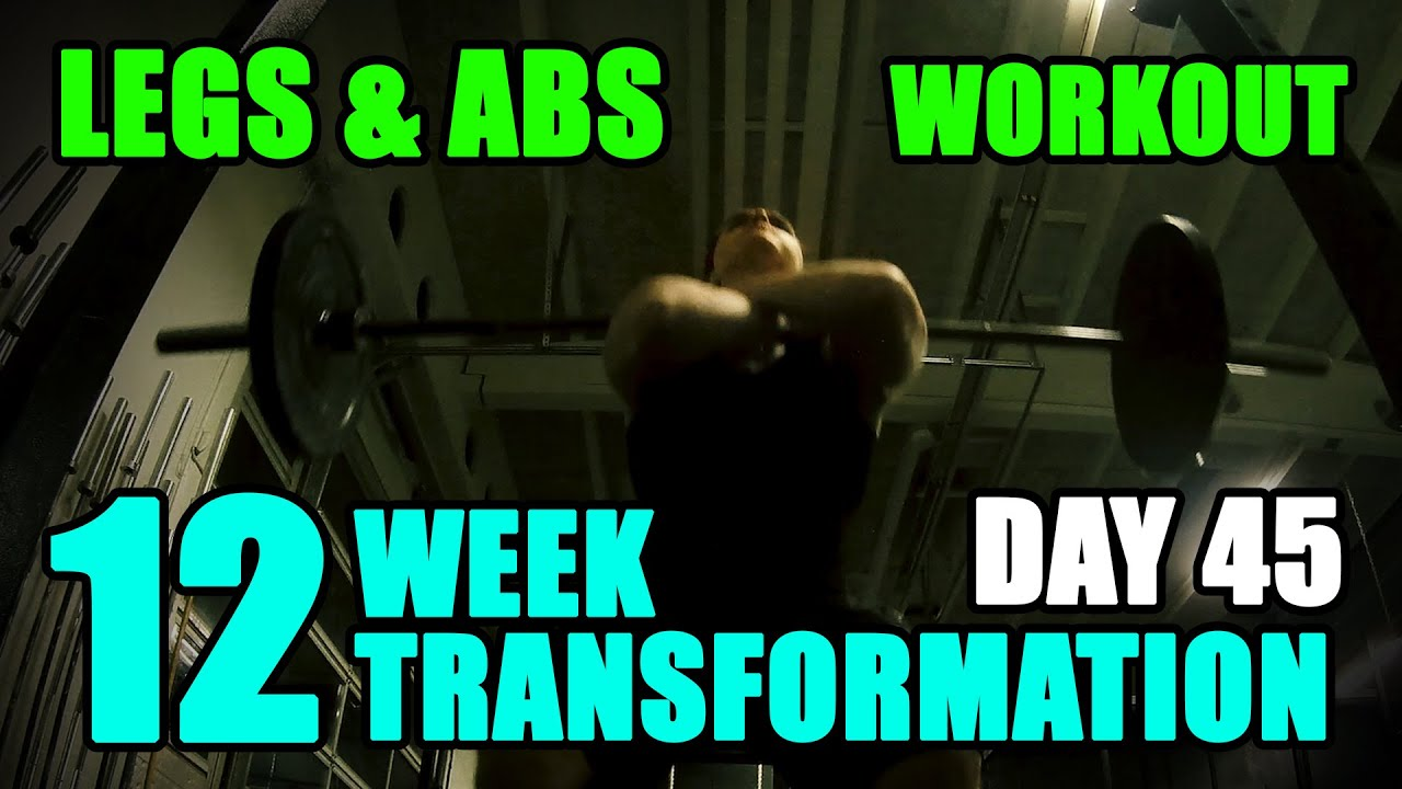 Arnold blueprint fat loss new 45 day fat loss transformation arnold arnold schwarzeneggers blueprint legs abs workout l 12 week transformation challenge l day 45 youtube malvernweather Images