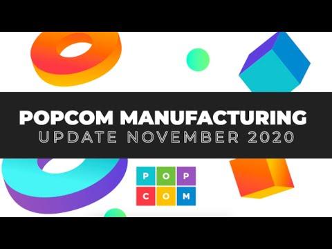 PopCom Manufacturer Visit - November 2020