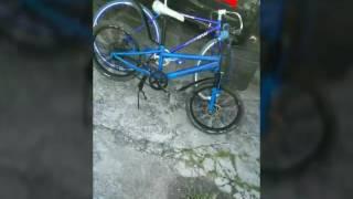 Basikal idola sg besar