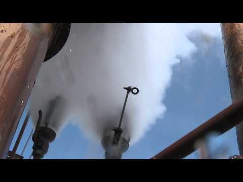 Missouri S&T power plant steam whistle