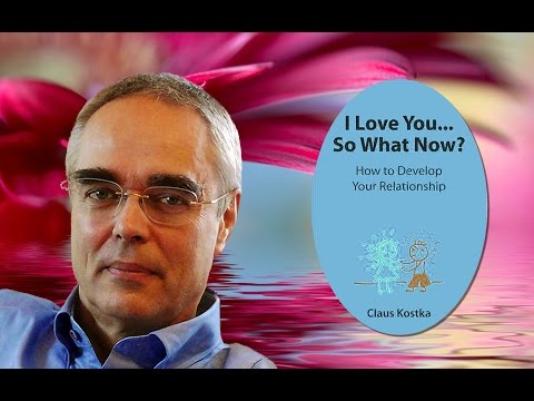 I Love You - So What Now ? - Claus Kostka (USH - Matei Georgescu)