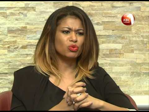 Julie Gichuru on her success in the media industry