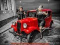 The UK's Oldest Photo Booth - A 1930's Austin 10