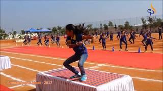 Lezim dance on Sports day