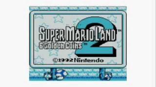 Super Mario Land 2 Level 1 Glitch