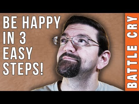3 steps to a happier week (and life)! | #BattleCry s1e22
