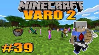 VARO 2 FINALE! Wer gewinnt das Projekt?: Minecraft VARO 2 - Folge #39 (SparkofPhoenix)