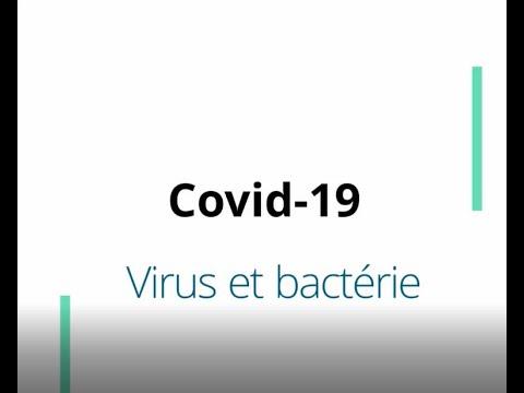 Episode#1 : Covid-19 : virus et bactérie