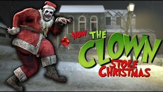 Dead by Daylight - How the Clown stole Christmas [Animation]