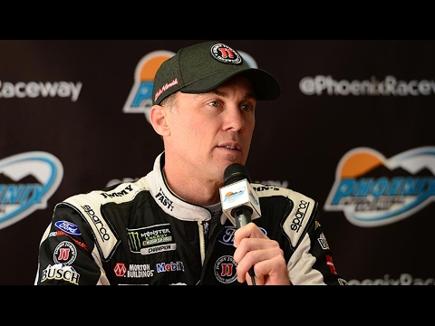 Kevin Harvick discusses Stewart-Haas