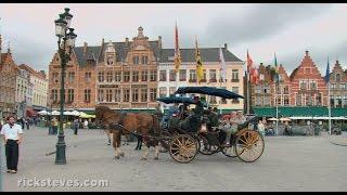 Bruges, Belgium: Market Square