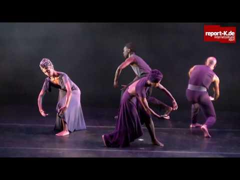 Alvin Ailey in der Kölner Philharmonie 2017